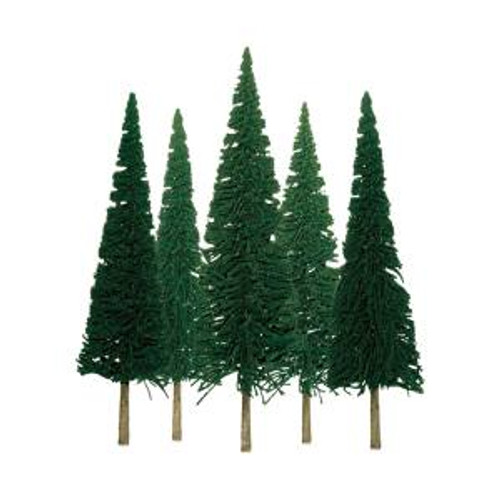 JTT Scenery Products 92004 O Pine 6''-10'' Scenic 12 pack