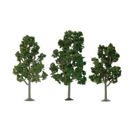 JTT Scenery Products 92104 N Sycamore Autumn 2.5''-3.5'' Scenic 8 pack