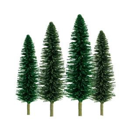JTT Scenery Products 92029 Z Cedar 1''-2'' Scenic 55 pack