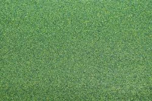JTT Scenery Products 95404 HO Grass Mat 50'' X 100'' Medium Green