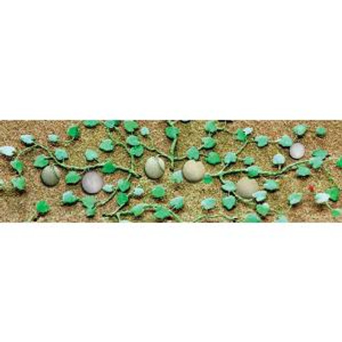 JTT Scenery Products 95574 O Cantaloupe Patch 4 pack