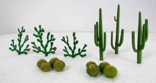 JTT Scenery Products 95613 HO Cactus - 3 Types 20 pack