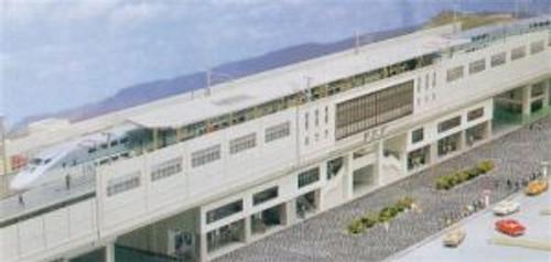 Kato 23125 N Scale Viaduct Station Set