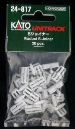 Kato 24817 N Viaduct S Joiners 20 piece