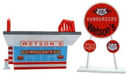 Imex 6121 HO Scale Wetsons Drive-In