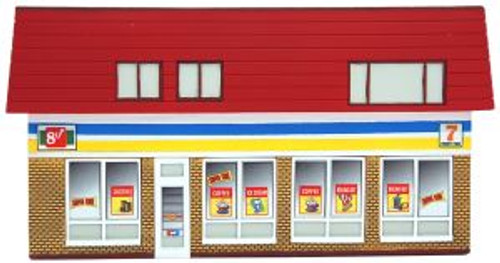 Imex 6125 HO Scale Convenience Store