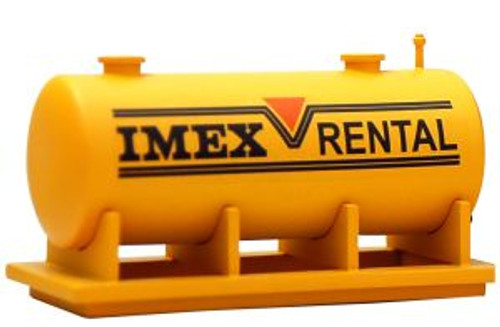 Imex 6126 HO Scale Large Fuel Tank