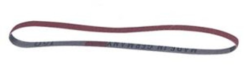 Excel Hobby 55681 #240 Grit Sanding Belt/blue 5 piece