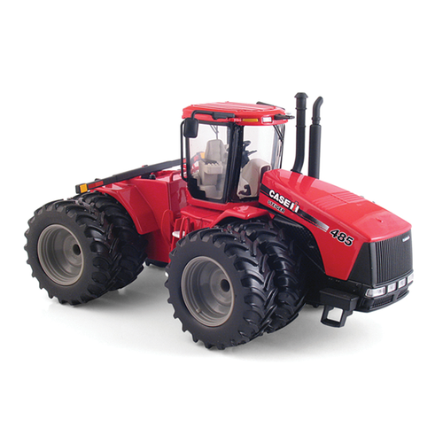 First Gear Diecast Collectible Case IH Steiger 485 Wheeled Tractor 1/50 Scale