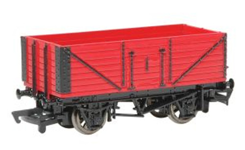 Bachmann 77037 HO TTT Open Wagon red