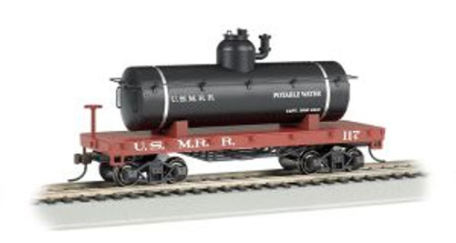 Bachmann 72105 HO Old-Time Tank Car US Military RR