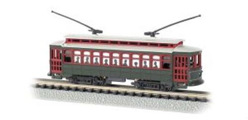Bachmann 61086 N Brill Trolley New Orleans/Desire St.