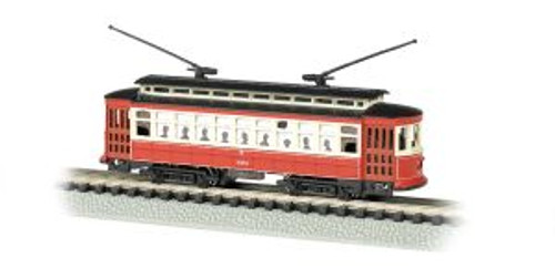 Bachmann 61091 N Brill Trolley Chicago