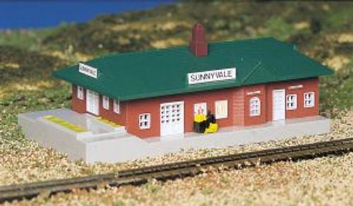 Bachmann 45908 N B/U Passenger Station