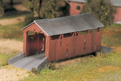 Bachmann 45992 O Scale Covered Bridge