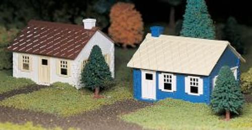 Bachmann 45608 O Cape Cod House 2 piece
