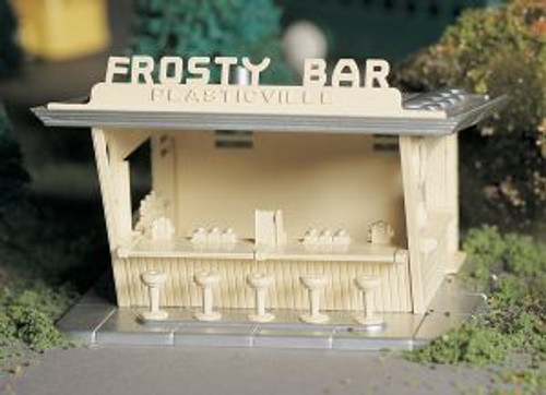 Bachmann 45606 O Scale Frosty Bar