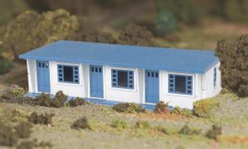 Bachmann 45616 O Motel/blue & white