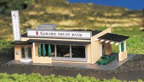 Bachmann 45804 N B/U Drive-In Bank