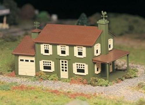 Bachmann 45622 O Scale 2-Story House
