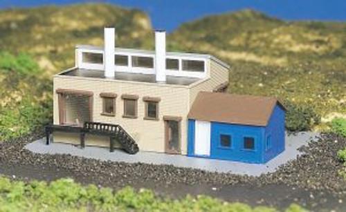 Bachmann 45902 N Scale B/U Factory