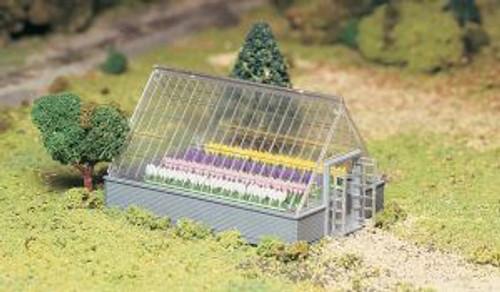 Bachmann 45615 O Greenhouse w/Flowers