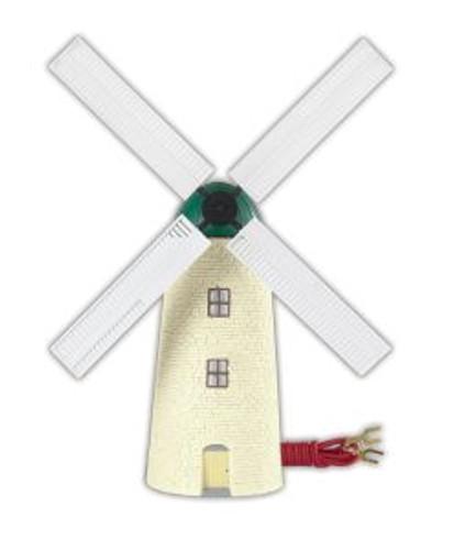 Bachmann 45241 HO TTT Operating Windmill