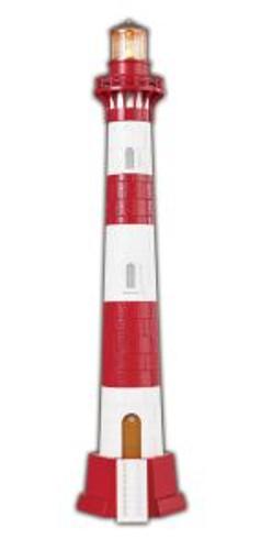 Bachmann 45240 HO TTT Lighthouse w/Blinking Light