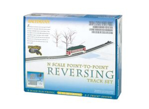 Bachmann 44847 N EZ Track Auto-Reversing System
