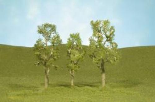 Bachmann 32110 Aspen Trees 2.5-2.75 in 4 piece