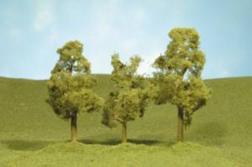 Bachmann 32109 Sycamore Trees 2.5-2.75 in 4 piece