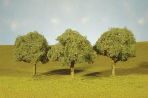 Bachmann 32113 Oak Trees 2-2.5 in 4 piece