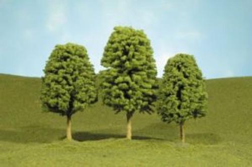 Bachmann 32206 Deciduous Trees 5.5-6.5 2 piece