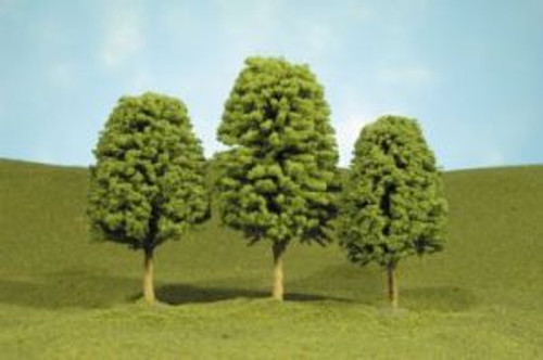 Bachmann 32206 Deciduous Trees 5.5-6.5 2 piece
