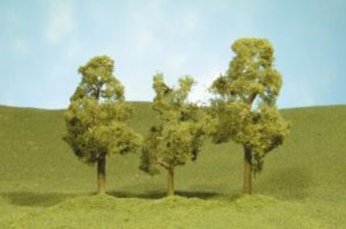Bachmann 32209 Sycamore Trees 8 in 2 piece