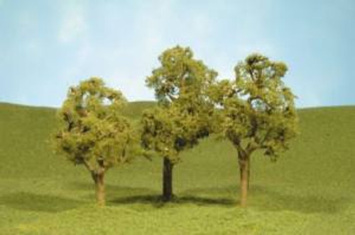 Bachmann 32108 Elm Trees 2.5-2.75 4 piece