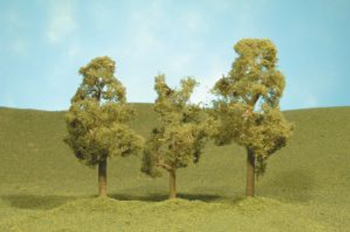 Bachmann 32009 Sycamore Trees 3-4 3 piece