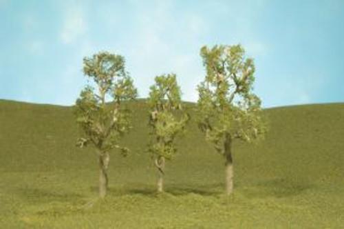 Bachmann 32010 Aspen Trees 3-4 in 3 piece