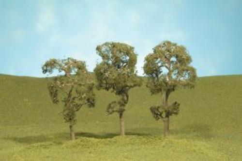Bachmann 32011 Maple Trees 3-4 3 piece