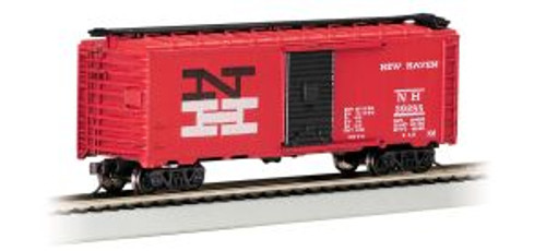 Bachmann 17031 HO 40' PS-1 Boxcar NH red