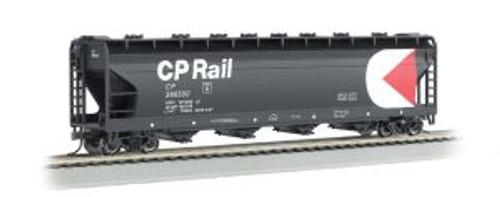 Bachmann 17529 HO 56' ACF Cvd.Hopper CP Rail