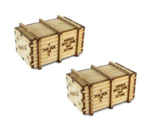 Bachmann 39110 HO Machinery Crates 2 pack