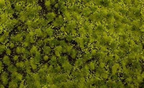 Bachmann 32921 Tufted Grass Mat Lt.Green