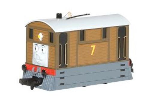 Bachmann 58747 HO TTT Toby The Tram w/Moving Eyes