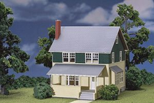 Atlas 2844 N Scale Kate's Colonial Home Kit