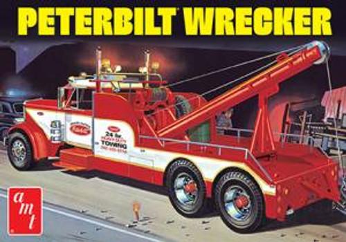 AMT 1133 1:25 Peterbilt 359 Wrecker Skill 3