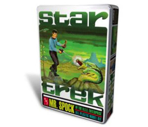 AMT 624 Mr. Spock Limited Edition Tin 1/12