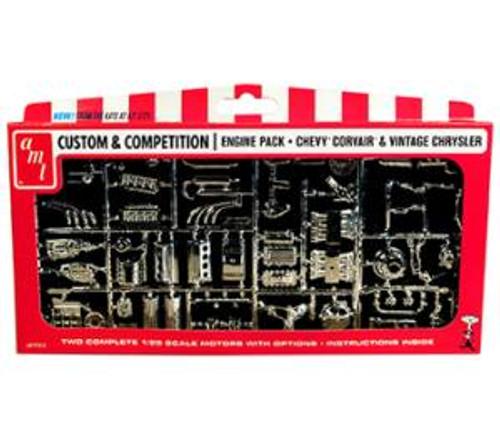 AMT 010 Vintage Parts Pack 1/25