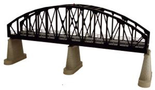 MTH 40-1105 O Steel Arch Bridge black