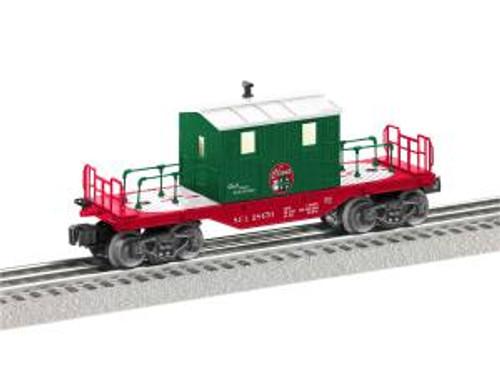 Lionel 1928470 O Christmas Tranfer Caboose
